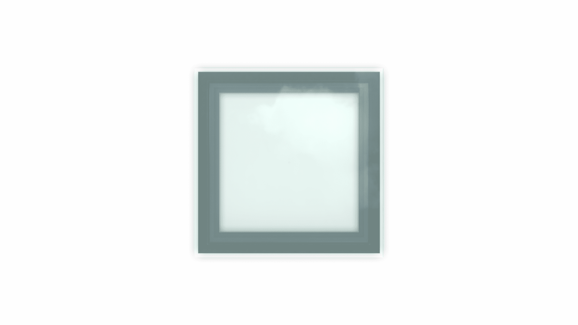 Satin Infinity Rooflight